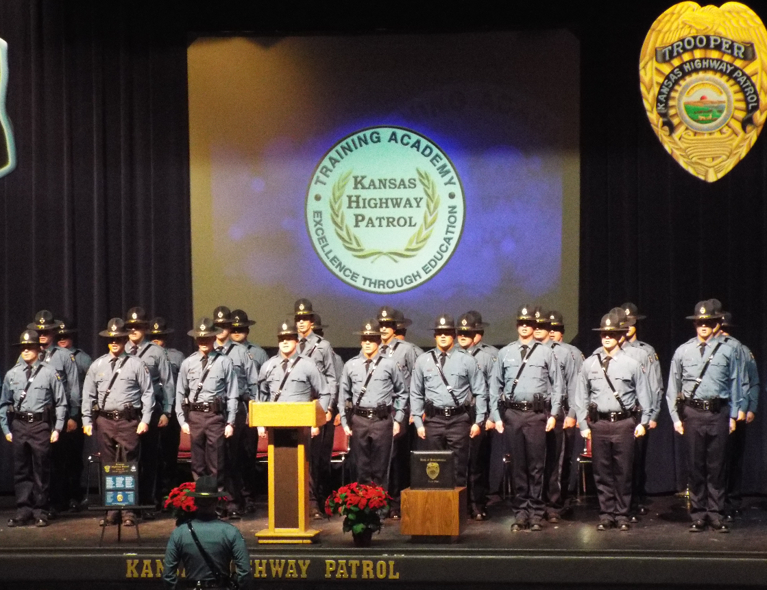 New Troopers Ready to Serve, Protect