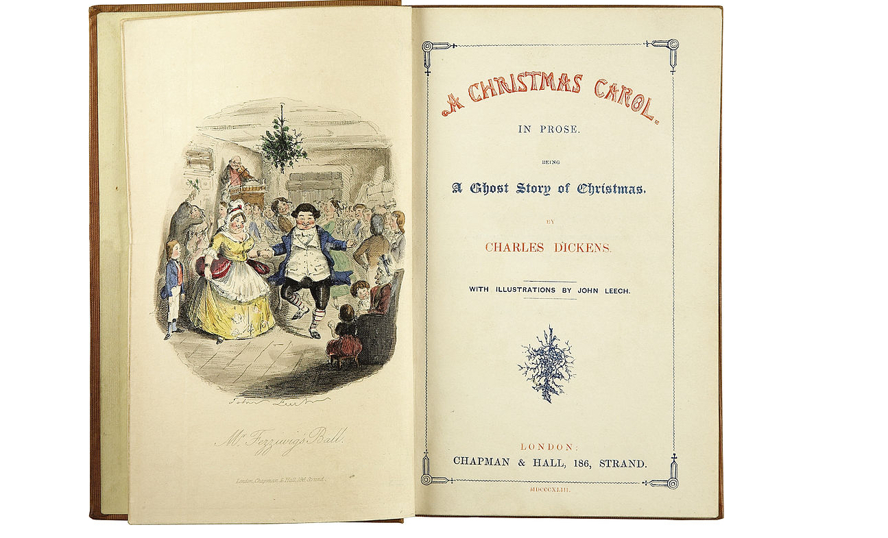 """Christmas Carol"" Still Resonates 163 Years Later"
