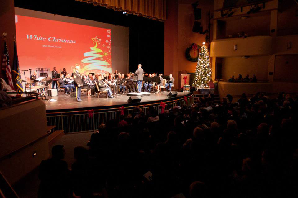 """""""Big Red One"""" Free Holiday Concert"""