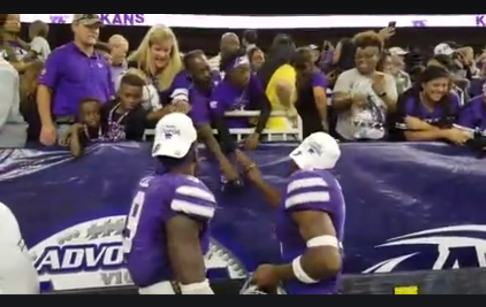 AUDIO / VIDEO KSU Rolls To Texas Bowl Win