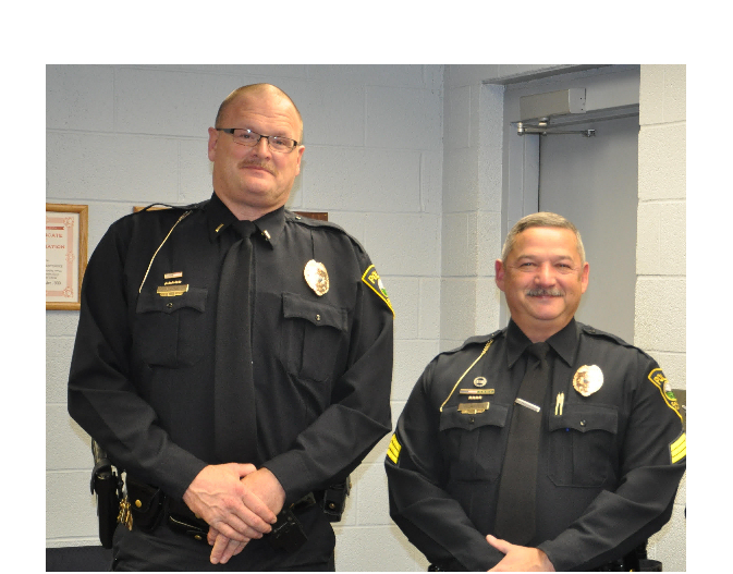 Salina Police Promote Two