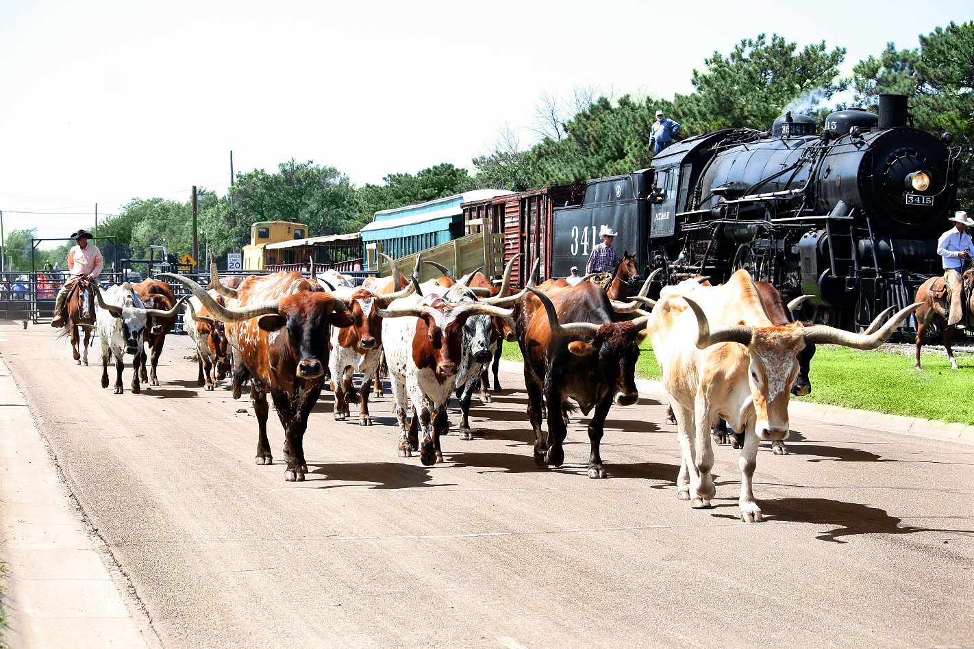 Abilene Recognized as Top Western Town
