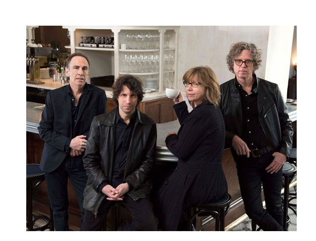 Jayhawks to Play Stiefel Theatre