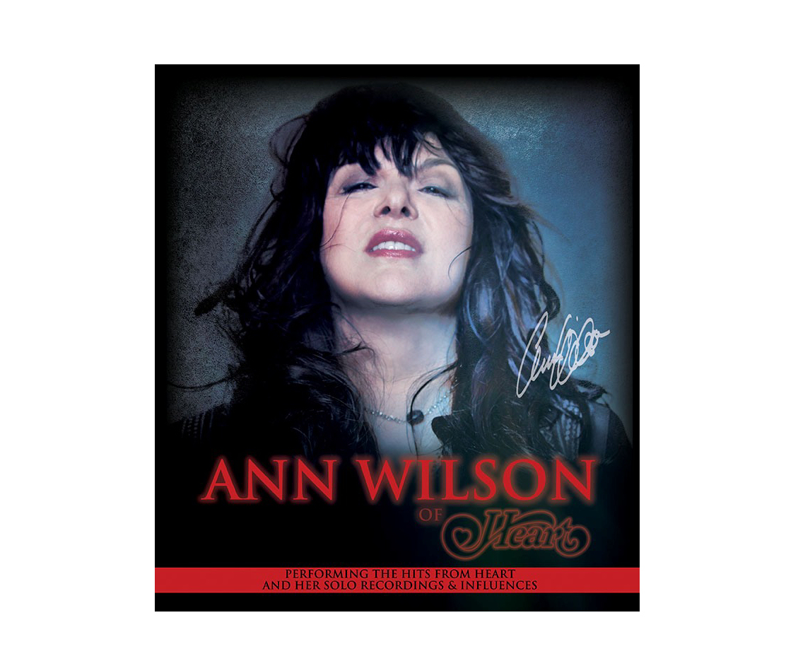 Ann Wilson of Heart Coming to Salina