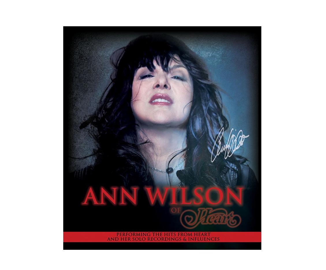 Ann Wilson of Heart Coming to Salina