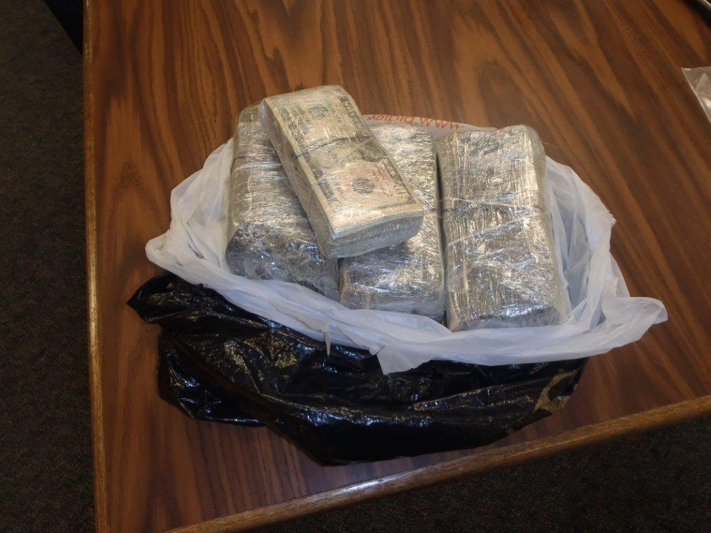 37K in Cash Seized on I-70