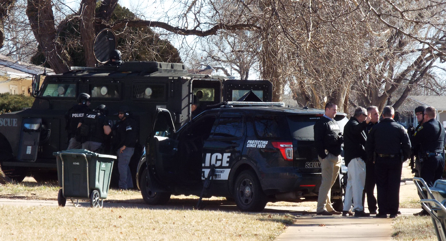 UPDATE: Police Standoff Ends Peacefully