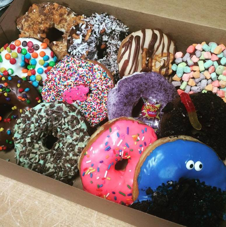 Hurts Donuts and St. Jude Children's Research Hospital