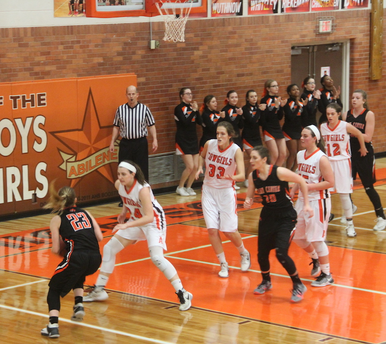 Cowgirls Hand Clay Center First Loss