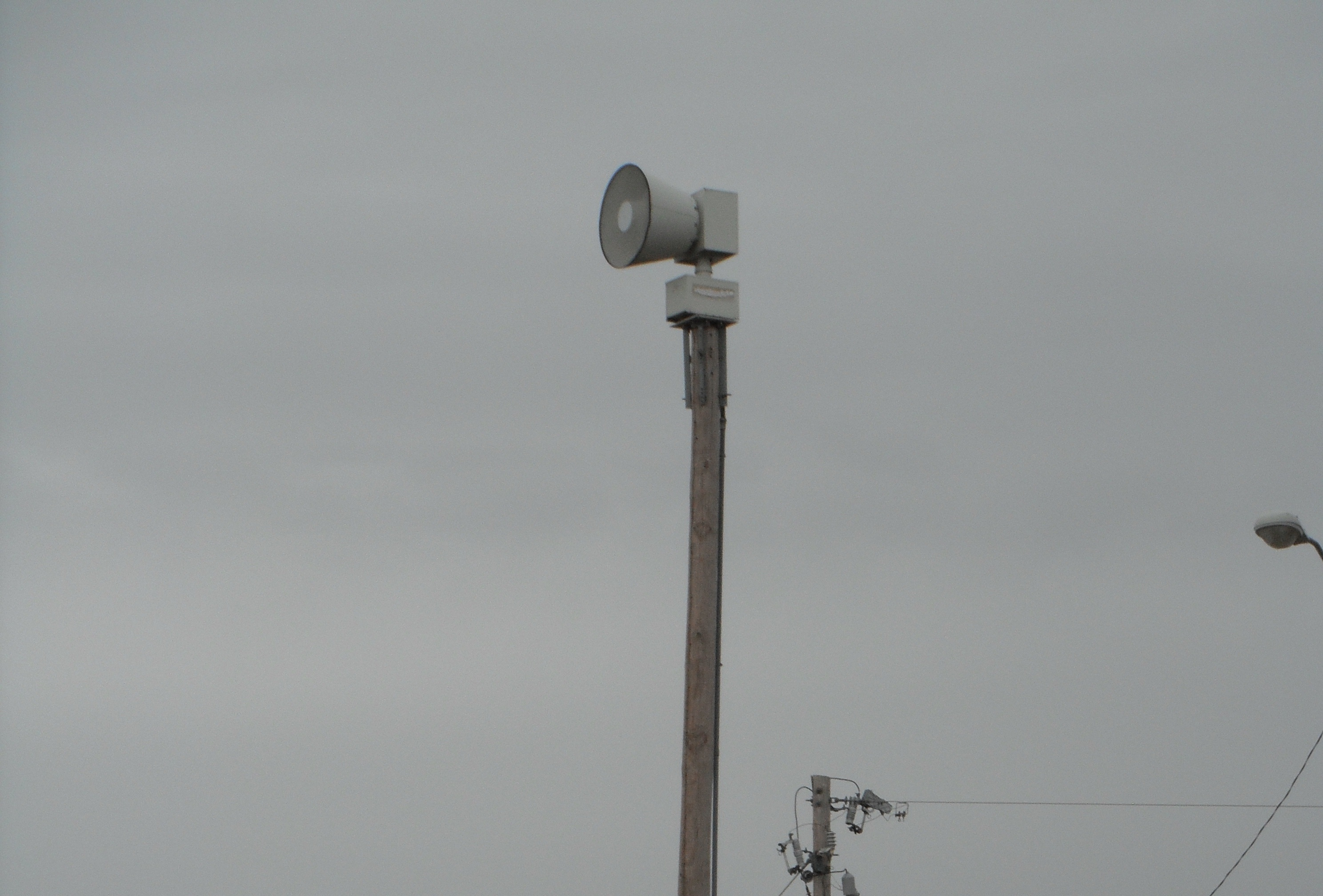 New Tornado Sirens Going Up