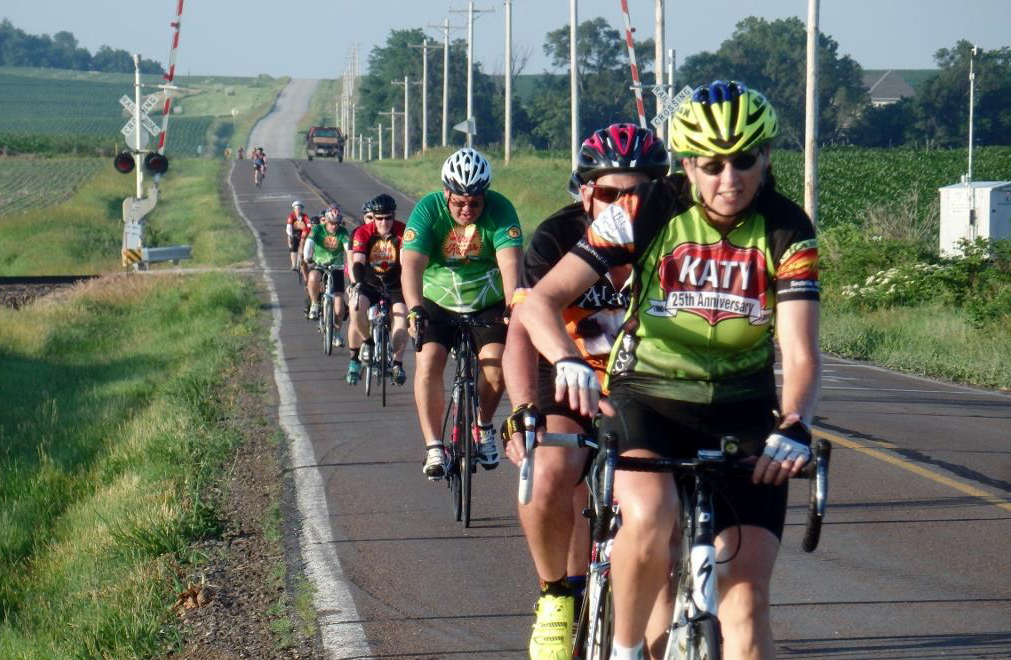 Registration Open For 43rd Annual Kansas Bike Tour