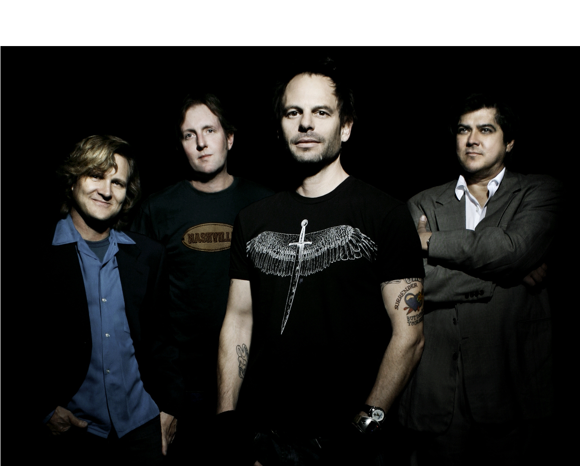 Gin Blossoms Coming to Salina