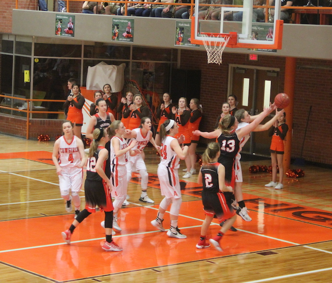 Cowgirls Cruise into Sub-State Final