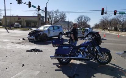 Update: Salina Man Hurt in 3 Vehicle Crash