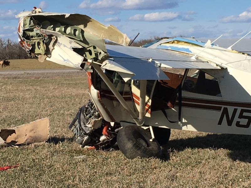 'Missing' Pilot Explains Actions after Crash
