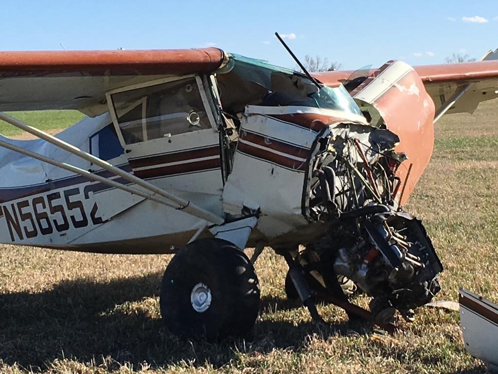 UPDATE: Plane Crashes Near Roxbury