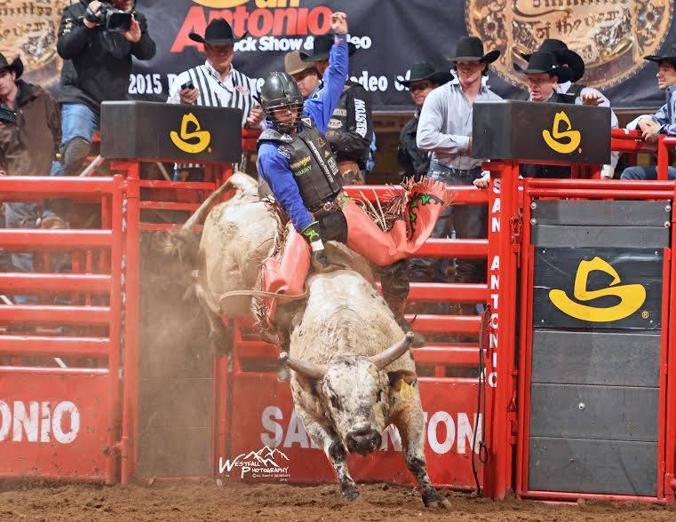 Big Bad Bull Riders Coming to Salina