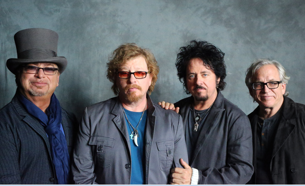 Hold the Line: Toto to Play Salina