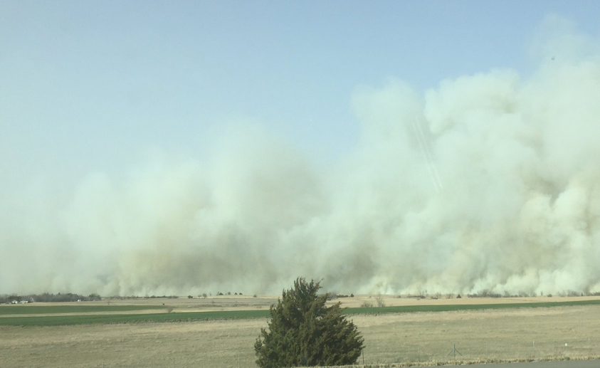 Kansas Ranchers Affected by Wildfires Receive Continued Help
