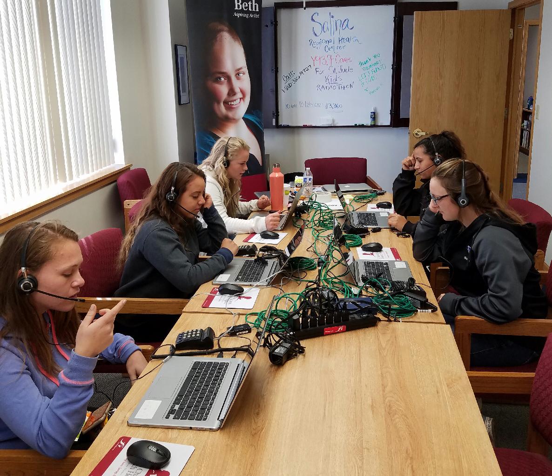 Two-Day Childhood Cancer Radiothon Underway