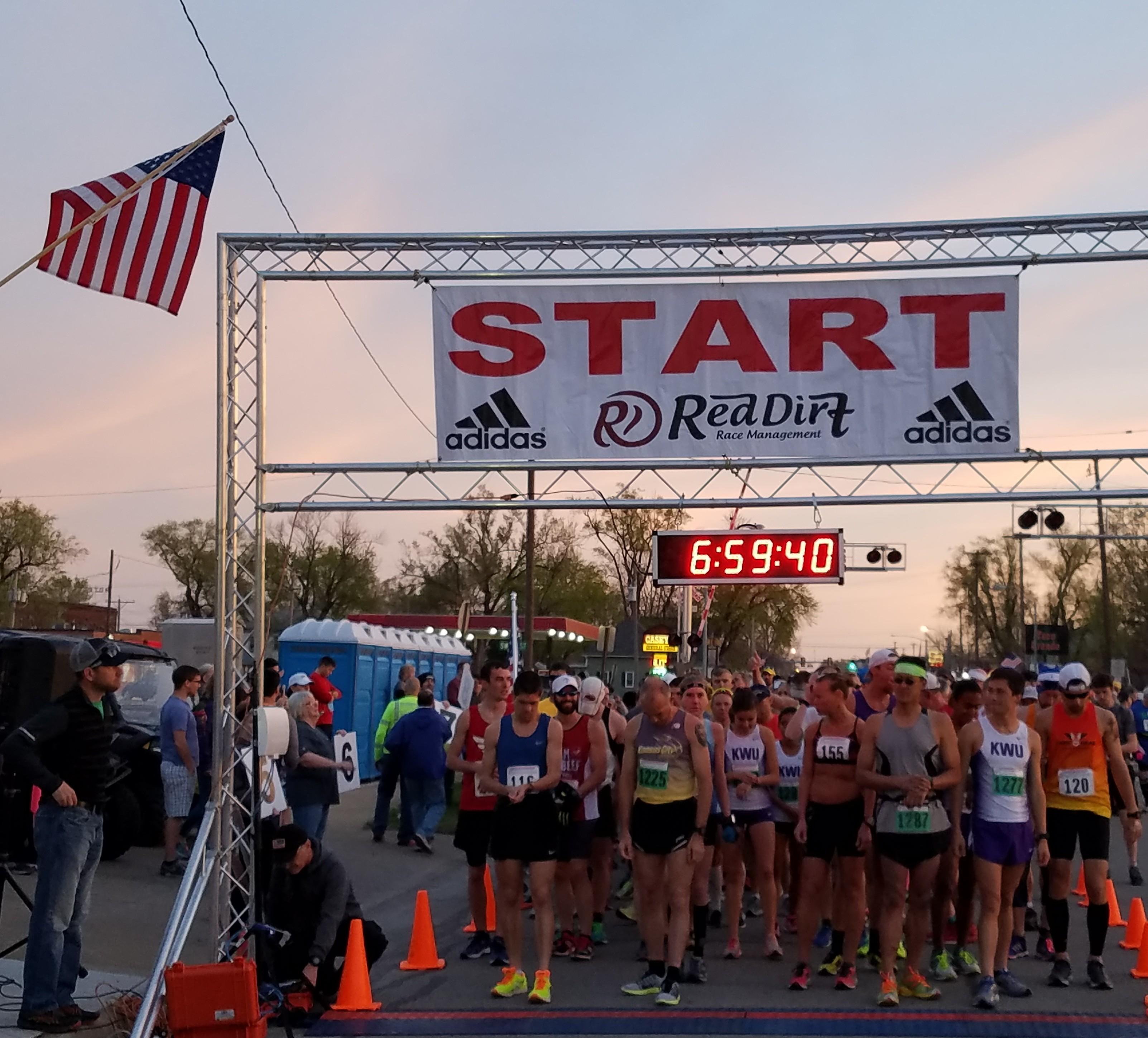 Eisenhower Marathon: Runners Like Ike