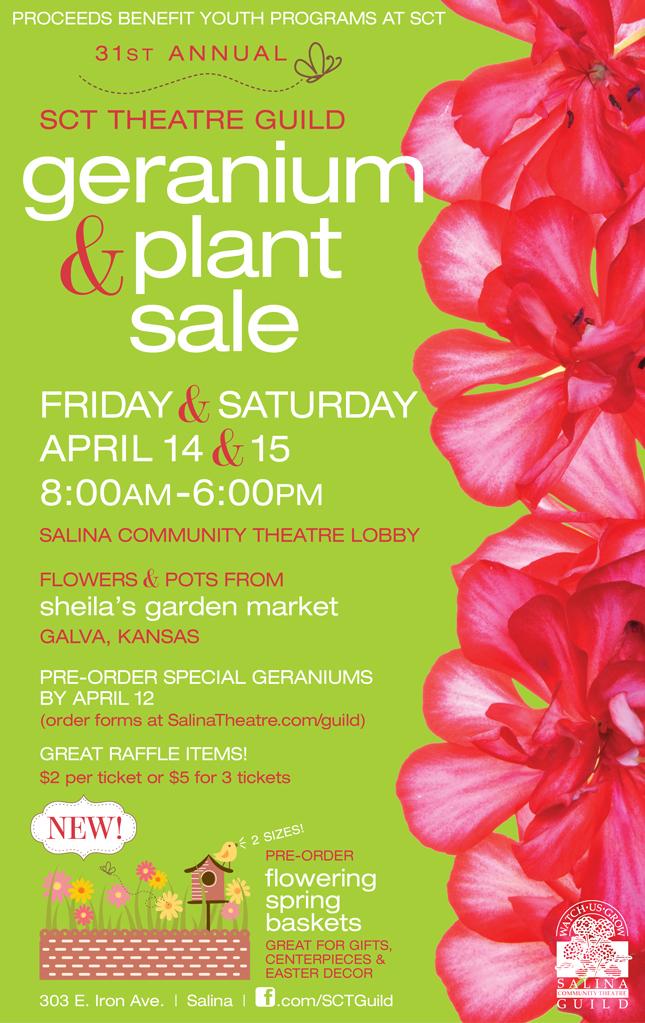 Flower Power Helps Saline Co. Seniors