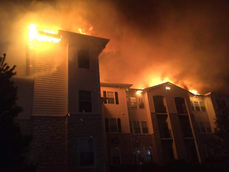 UPDATE:  $3.8 Million Junction City Fire