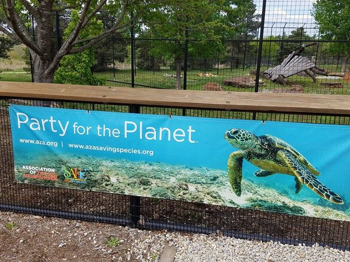 Earth Day Party for the Planet