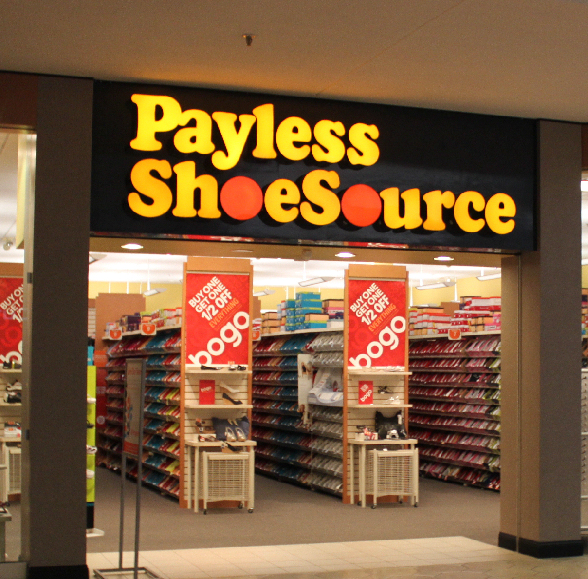 Salina Payless Not Among Those Closing