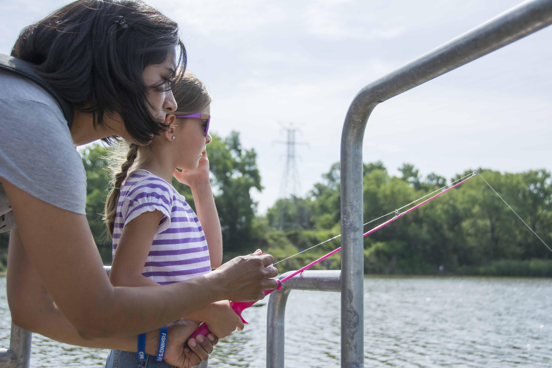 Fishing Fun on June 3rd