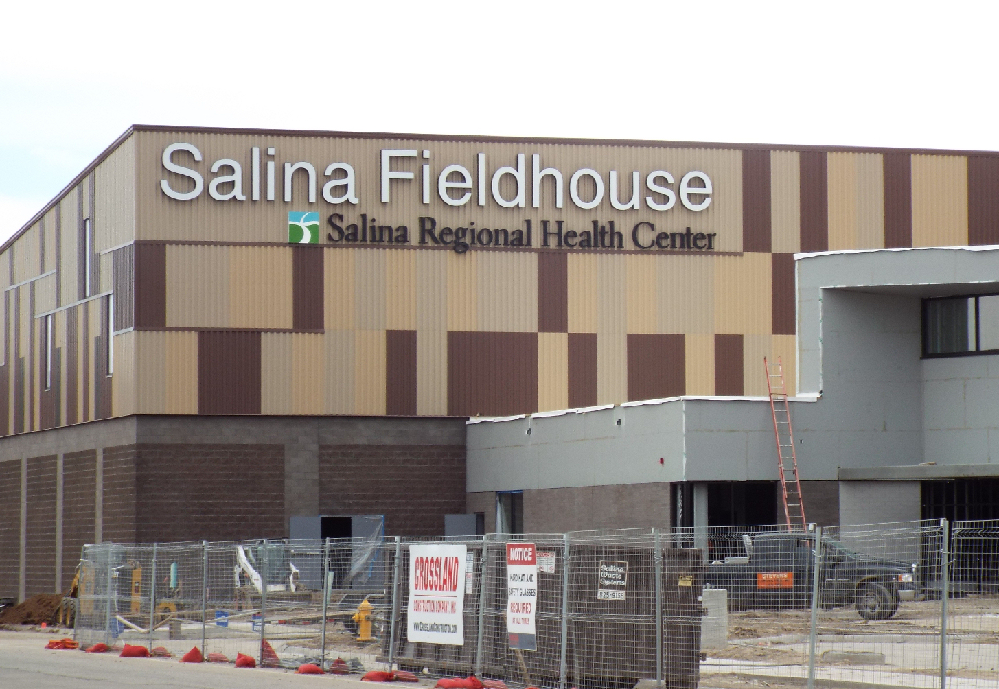 Salina Fieldhouse Schedules First Events