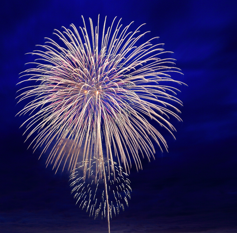 County Approves Weekend Fireworks Display