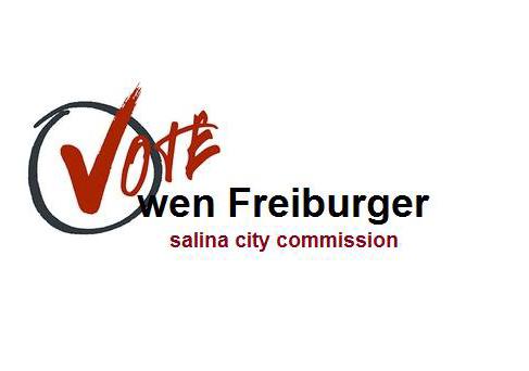Freiburger Enters City Commission Race