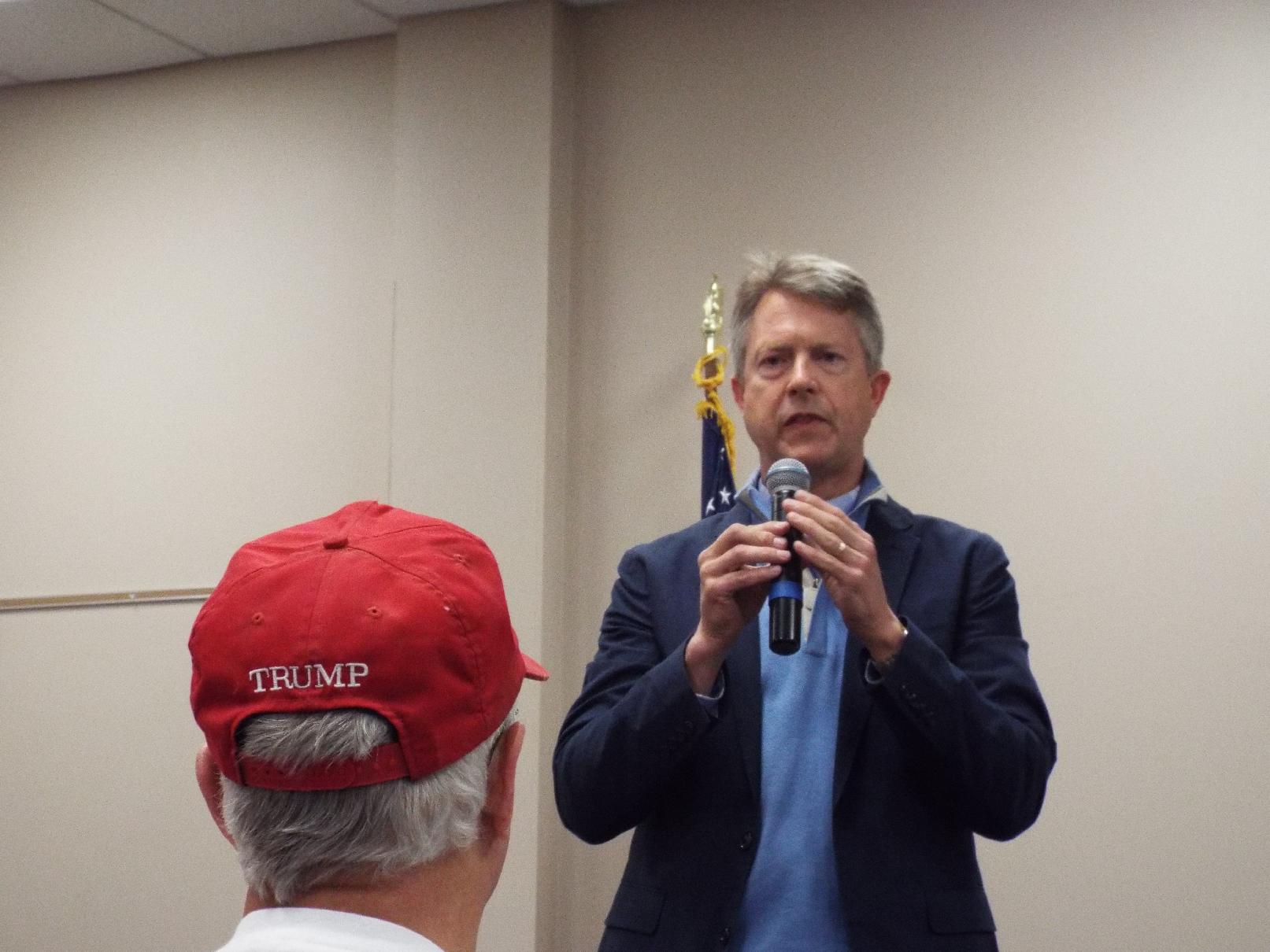 Kansas Congressman Not Involved in Shooting