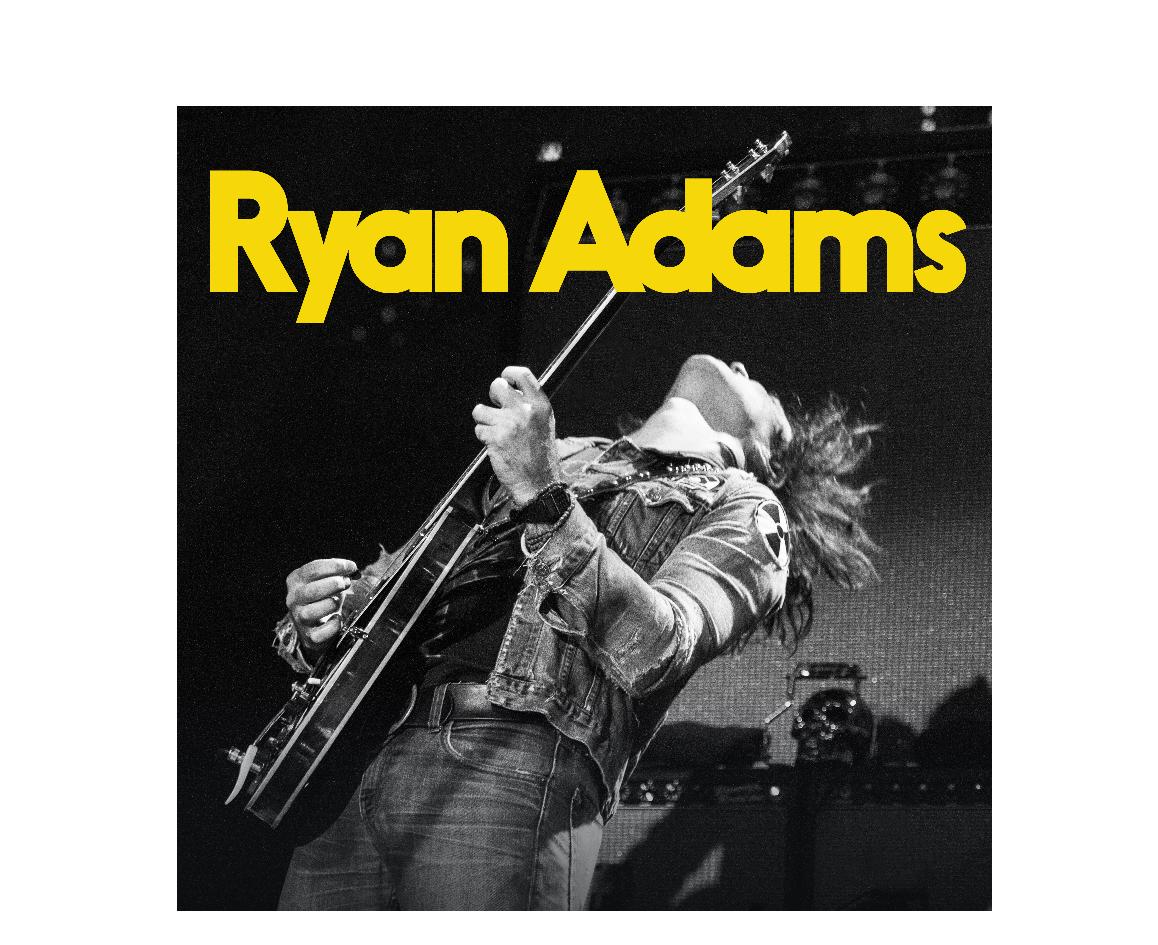 Ryan Adams Coming to Salina