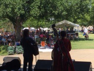 River Festival Wraps Up Sunday