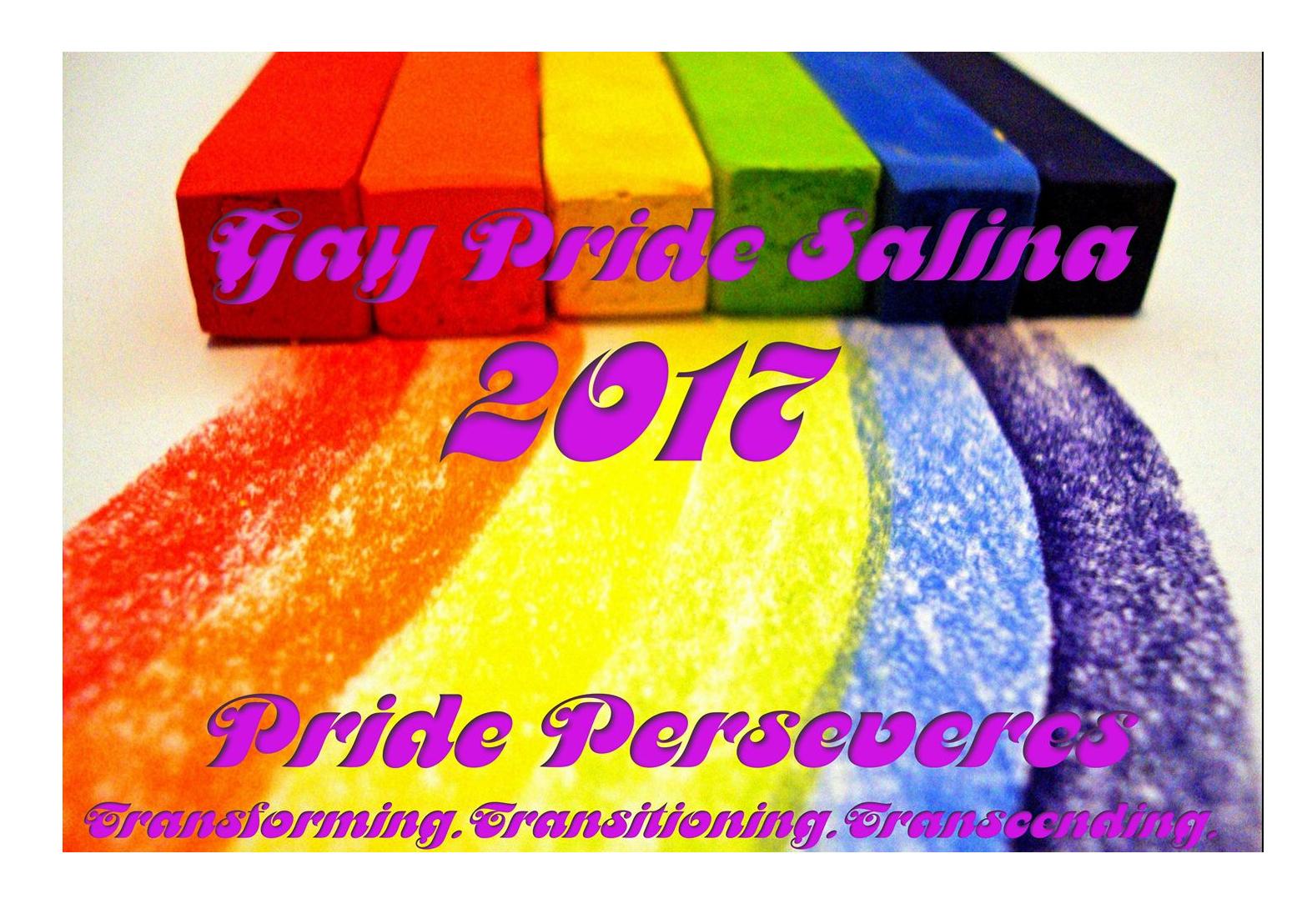 Salina to Celebrate Gay Pride