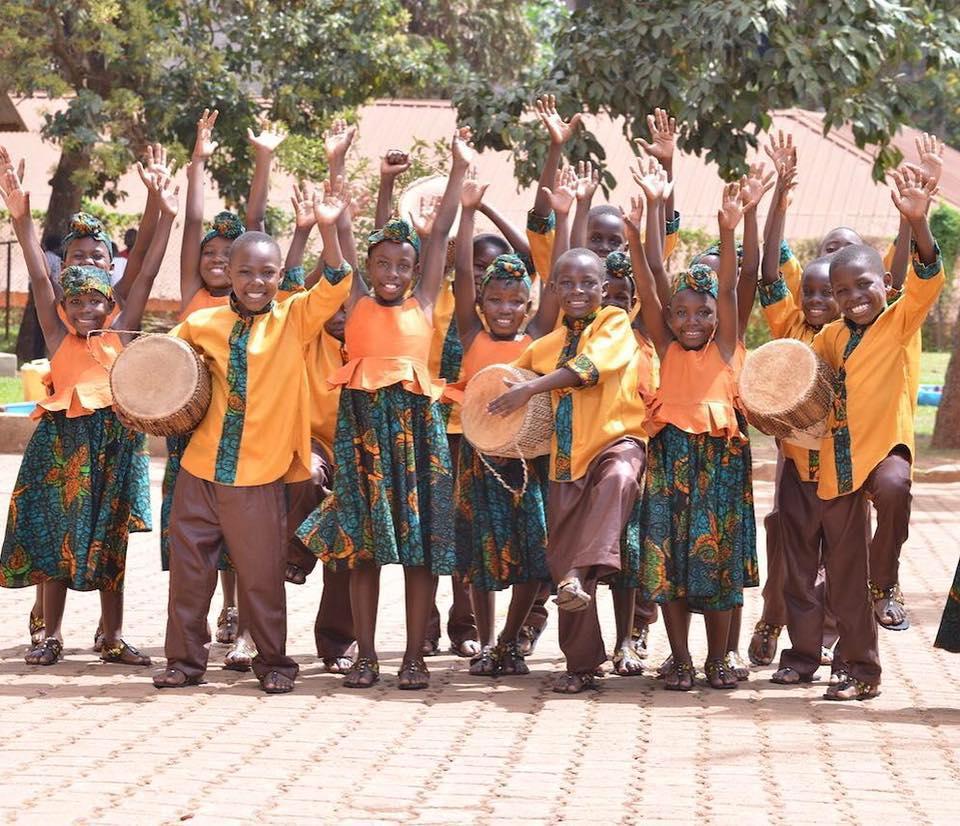 African Children's Choir Coming to Salina