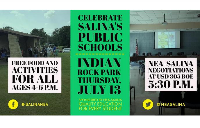 Event Planned to Celebrate Salina Public Schools