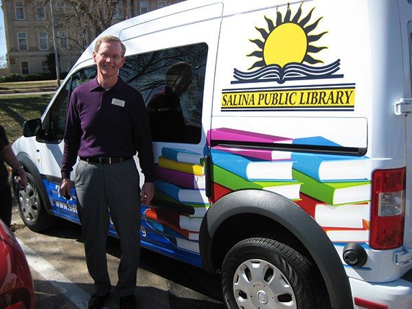Library Director Retiring After 40 Years
