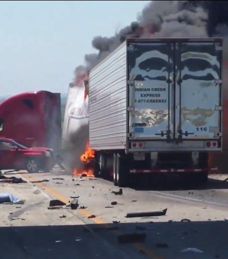 Update: Five Killed in I-70 Wreck