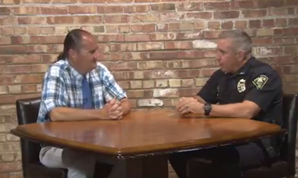 A Chat With Salina's Police Chief