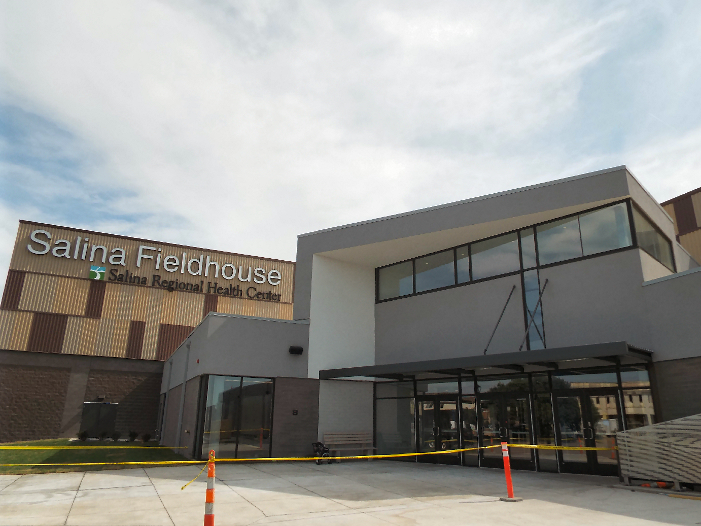 Salina Fieldhouse Opens Thursday