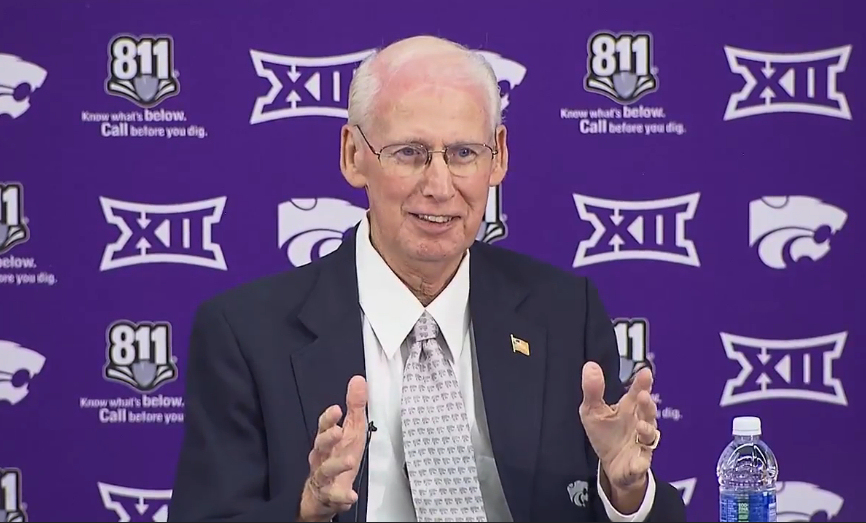 AUDIO: Bill Snyder Press Conference 10/3