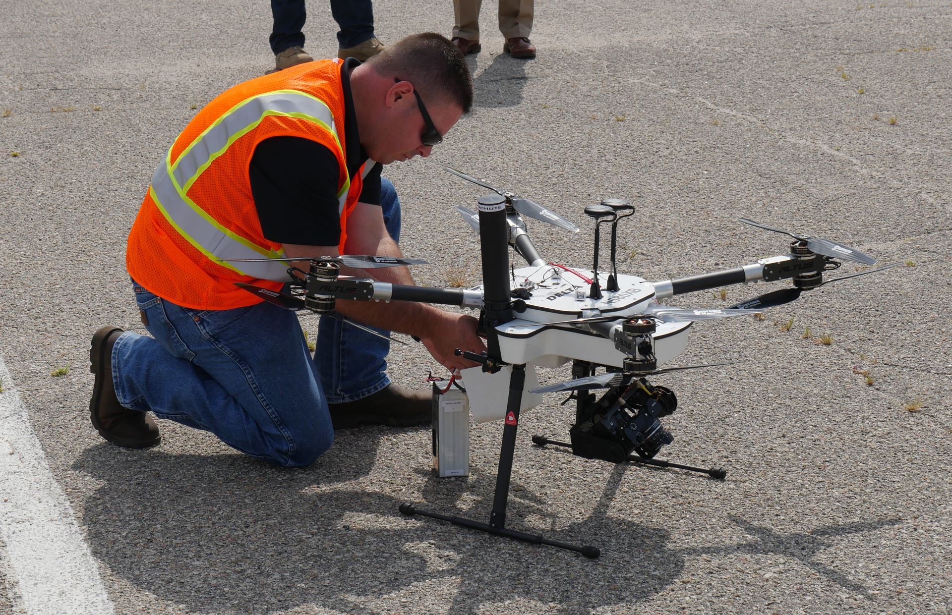 Changes in Drone Business Take Off in Kansas