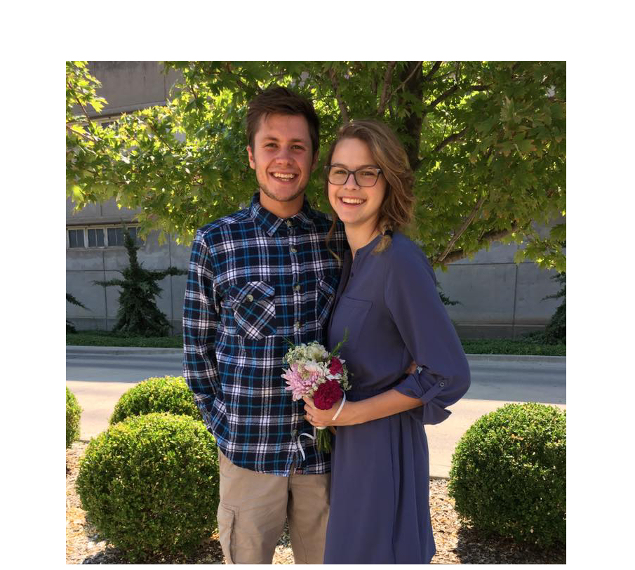 Newlywed Kansas Couple Killed
