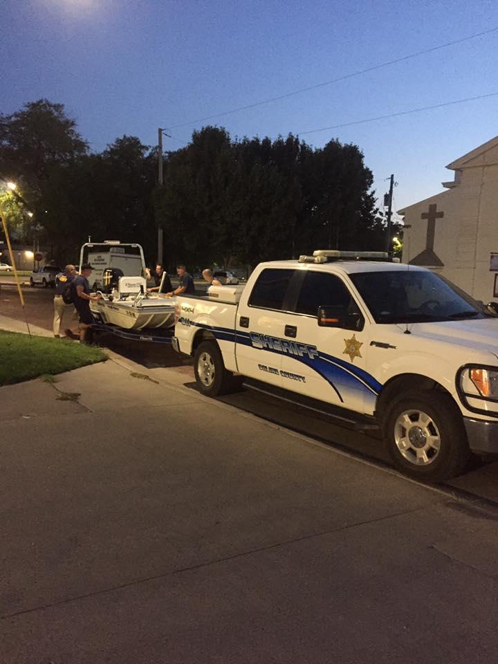 Salina First Responders Texas Bound
