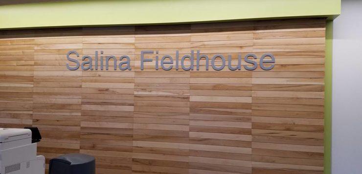 VIDEO: Salina Fieldhouse Open House Planned