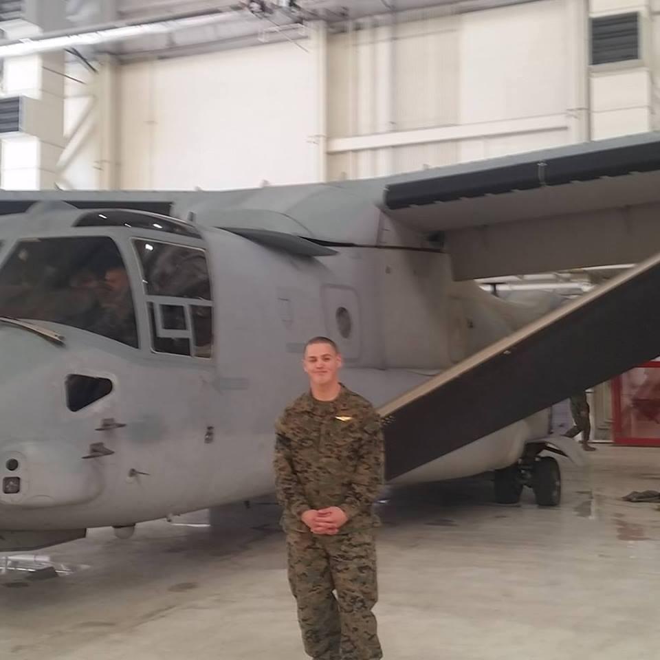 Loved Ones Remember Wichita Marine