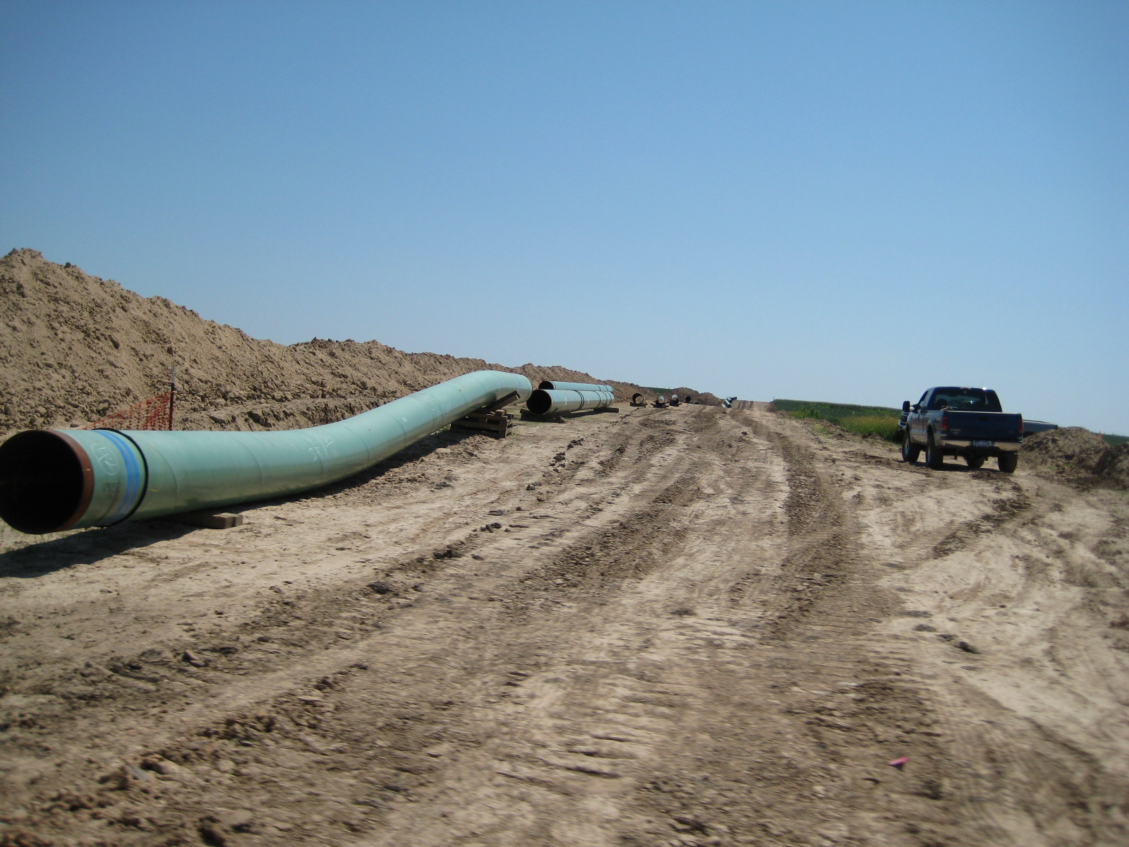 Pipeline Survived Politics, Maybe Not Economics